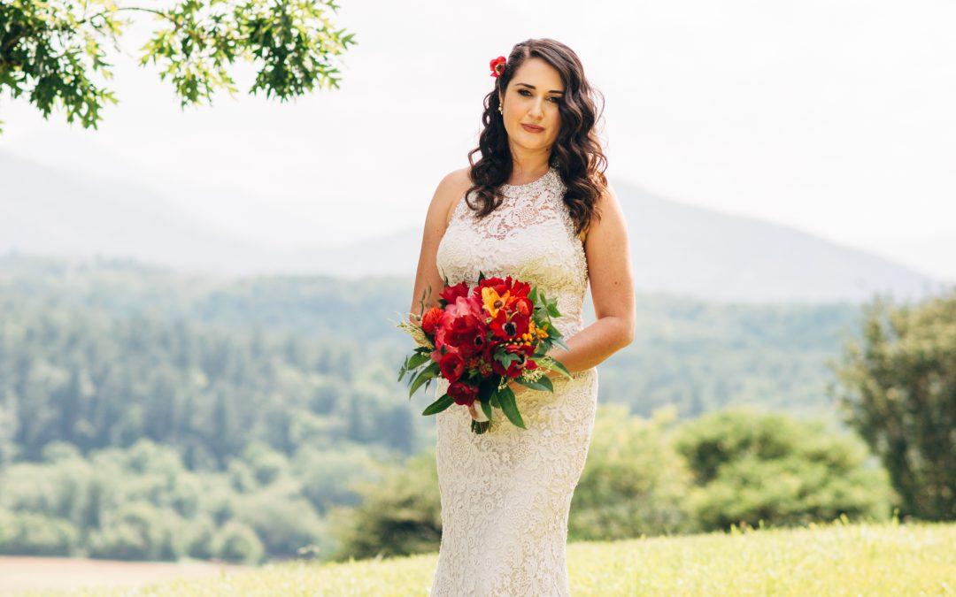 Bridal Beauty: Balancing Trendy and Traditional